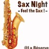 Jazz Night / Sax Night @ La Reserve