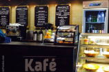 Kafé at Kinam Hotel