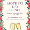 Mothers Day Brunch @ Quartier Latin