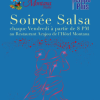 Salsa Night @ Hotel Montana