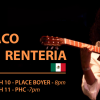 PAP Jazz Paco Renteria @ Place Boyer
