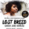 LOST BREED album release with Sarah Jane Rameau @ Hotel Oasis