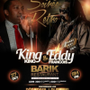 King Kino and Eddy Francois @ Barik (Cap-Haitien)